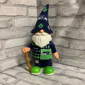 Forever NFL Team Gnome Seattle Seahawks Green Blue